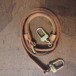 Authentic Louis Vuitton shoulder strap